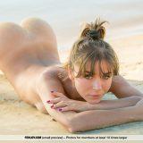 unrasiert ist wieder in – schöne nudistin hat sich einen kleinen haarigen flaum bewahrt #14_thumb