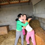 rubbel die Katz und schau mir dabei zu – zwei Bauerntöchter beim wichsen im freien #3_thumb